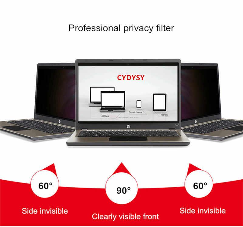 """14 pollici PET Filtro Privacy Anti spy Schermi pellicola protettiva per 16:9 Del Computer Portatile Del Computer 12 3/16 """"di larghezza x 6 7/8 """"alto (310 millimetri * 174 millimetri)"""