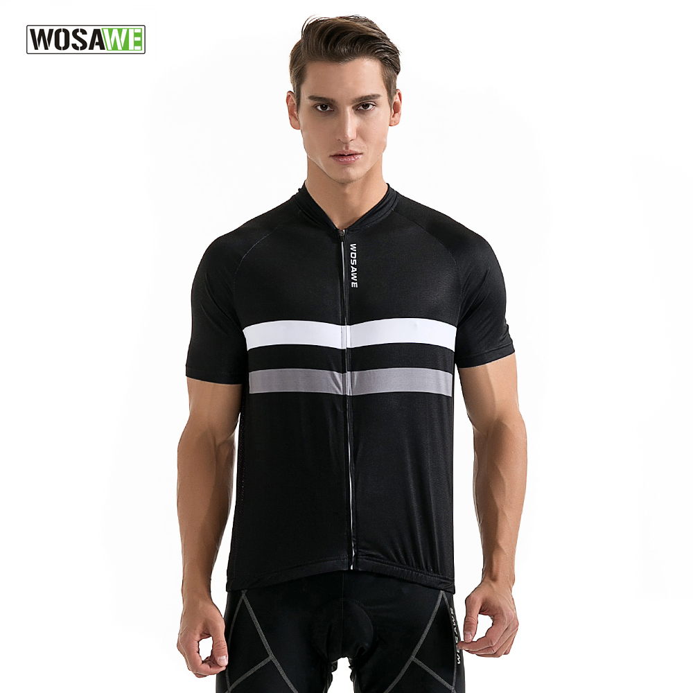 WOSAWE New 2018 Pro Cycling Jersey Mtb Bicycle Clothing Bike Wear Clothes Short Maillot Roupa Ropa De Ciclismo T T Shirt wosawe female mini skirt shirt ropa ciclismo cycling jersey sets breathable mtb bike clothing short sleeve clothes