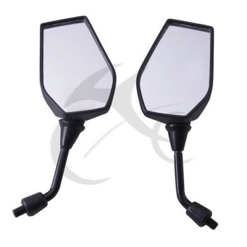 New one Pair of Rear Mirrors for DERBI DRDPRO 50R GR1 250 125 50 1