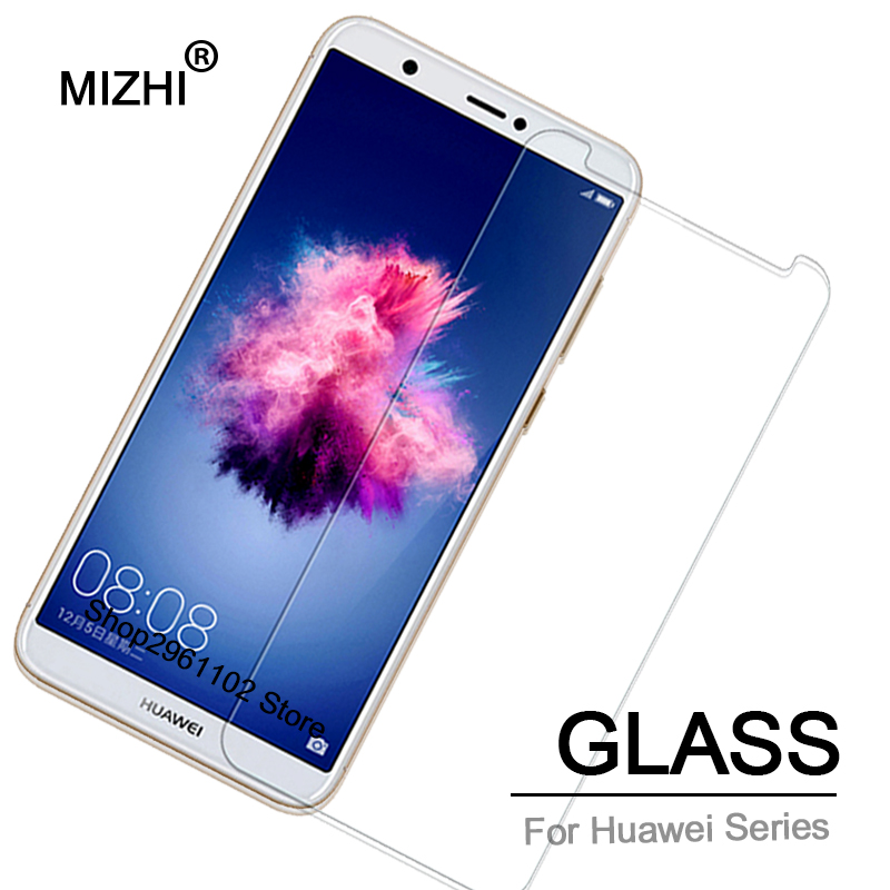 Protective glass for huawei p smart for huawei y9 2018 tempered glass honor 10 lite screen protector protection glas 9H filmProtective glass for huawei p smart for huawei y9 2018 tempered glass honor 10 lite screen protector protection glas 9H film