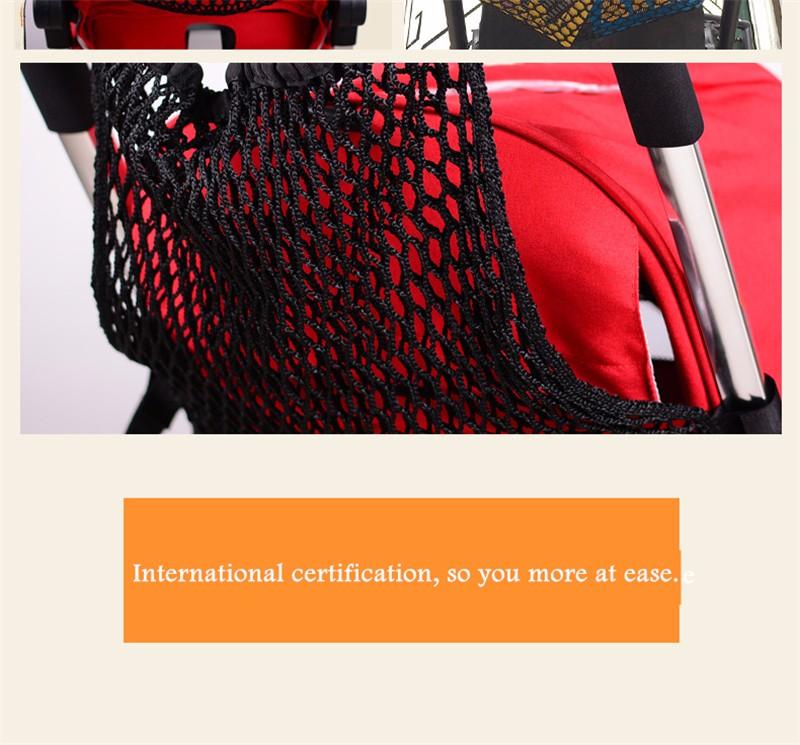 Baby Stroller Bag Organizer  (11)