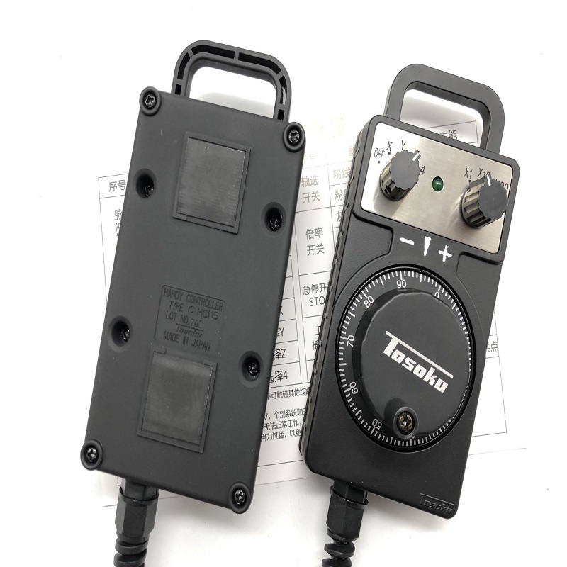 Japan TOSOKU East HC121 electronic handwheel handle 12V voltage