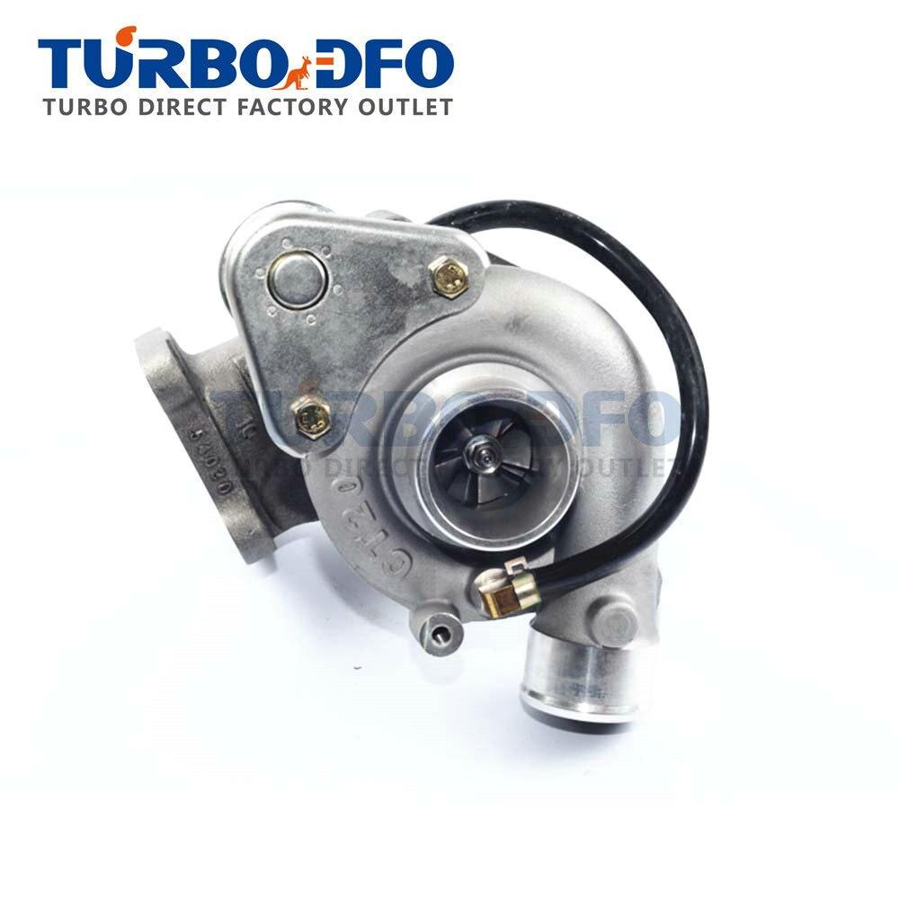 Турбина в комплекте CT20 turbo charger 17201-54060 для Toyota Hilux 2,4 TD (LN/RNZ) 2446 куб. См 2L-T 66 кВт/90 л.с.