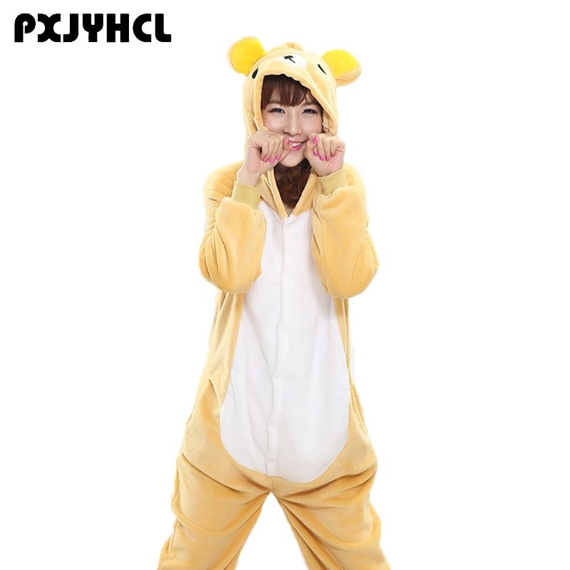 $10 Free Shipping Winter Thick Warm Soft Coral Wool Cute Anime Rilakkuma Socks For Girl Women Ks Corap Calcetines Wholesale Socks