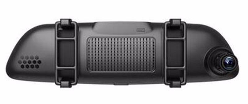 Free 32GB card+3G Car DVR+Android 5.0 Bluetooth GPS WIFI Dual lens rearview mirror camera+FHD1080P camara automovil Phisung H2 21