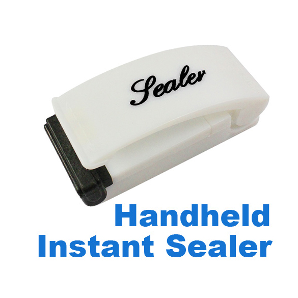 New portable storage food bags heat handheld sealer i tb sale
