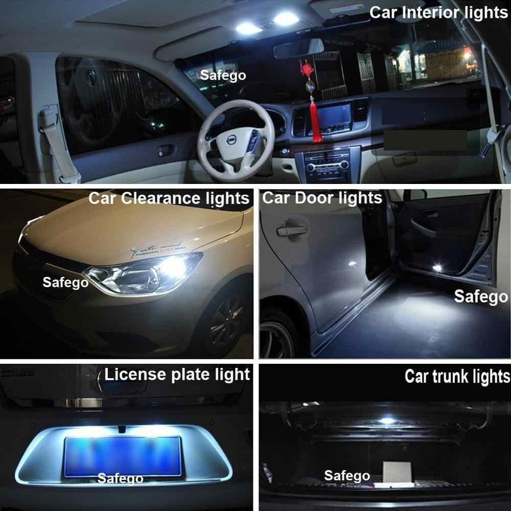 10x T10 W5W LED Canbus سيارة لوحة ترخيص ضوء لشركة هيونداي سولاريس I30 أكسنت كريتا توكسون سانتا في IX35 I20 إلنترا جيتز سوناتا