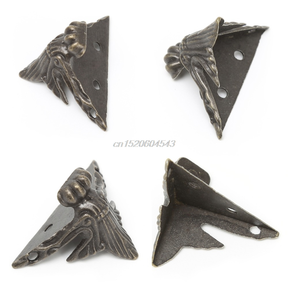 4x-de-bronze-antigo-caixa-de-joias-caixa-de-madeira-decorativa-pes-perna-r06-suportes-de-canto-protetor-de-canto-do-navio-da-gota