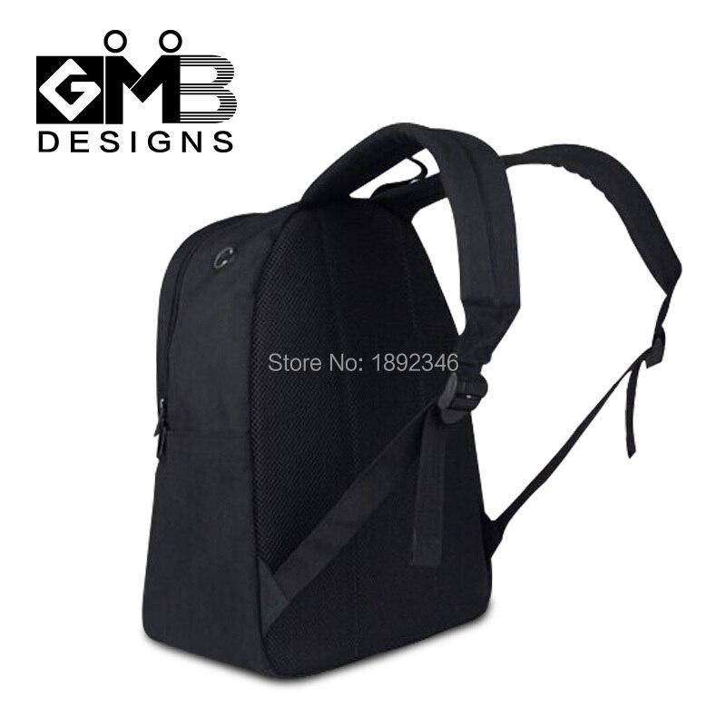 Милые животные детские рюкзаки для 14 дюймов ноутбука лиса рюкзаки для обратно в школу Высокие Школьные рюкзаки для девочек рюкзак для мальч...