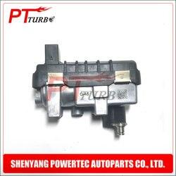 G48 GTA2052V 752610-5032 S nowy G34 turbosprężarki Wastegate siłownik G048 6NW009206 dla Ford Transit VI 2.4 TDCi 103Kw 140 km Puma