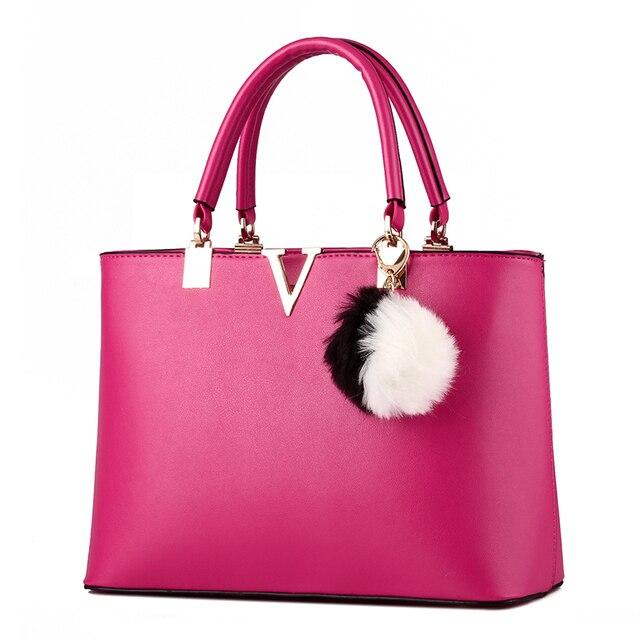 Female V sweet lady fashion female bag the new bag worn one shoulder bag