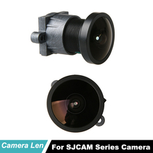 Original SJCAM SJ4000 Len 170 Degree Wide Angle Lens Fit SJCAM SJ4000 WIFI SJ5000 SJ6000 SJ7000 SJ8000 SJ9000 Camera Accessories free shipping original sjcam sj4000 series sj4000