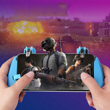 Physical Gamepad Wireless Handle Controller Fire Shooter Accessories for Mobile Shooting Game PUBG Winner Winner Chicken Dinner все цены