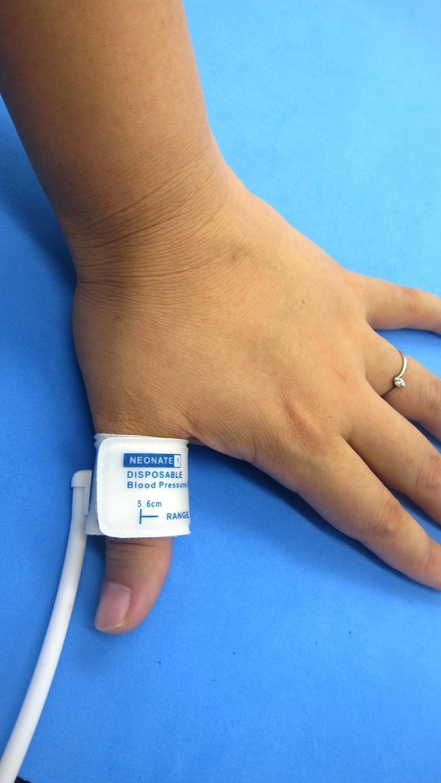 Bracciale per la pressione sanguigna speciale neonatale per monitor - Strumenti per la cura della pelle - Fotografia 4
