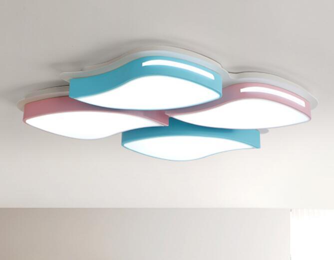 Semplice fashion design creativo camera da letto illuminazione