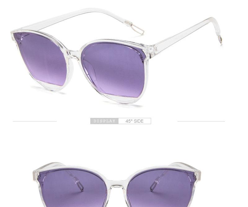 RBROVO New Arrival 2019 Fashion Sunglasses Women Vintage Metal Eyeglasses Mirror Classic Vintage Oculos De Sol Feminino UV400