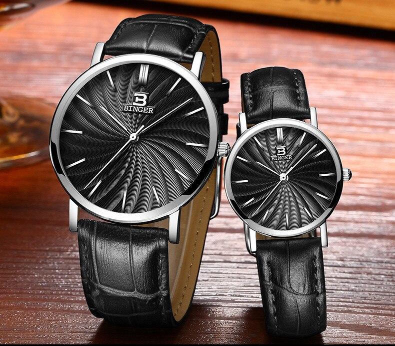 para Os Amantes de Relógios Japão Quartz