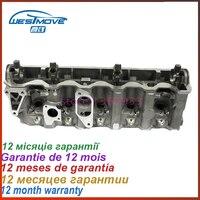 Cilinderkop voor Audi A6 2461CC 2.5 TDI SOHC 10 V 1990-MOTOR: 1 T 46103373 908 706 908706