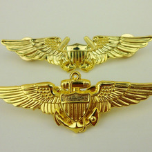 Buy aviator wings pin and get free shipping on AliExpress com