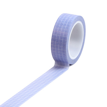 10M Black and White Grid Washi Tape Japanese Paper DIY Planner Masking Tape Adhesive Tapes Stickers Decorative Stationery Tapes 1