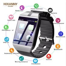 Bluetooth Smart Watch DZ09 Reloj Smartwatch Relogios TF SIM Camera for IOS iPhone Samsung Huawei Xiaomi Android Phone PK X6 Z60
