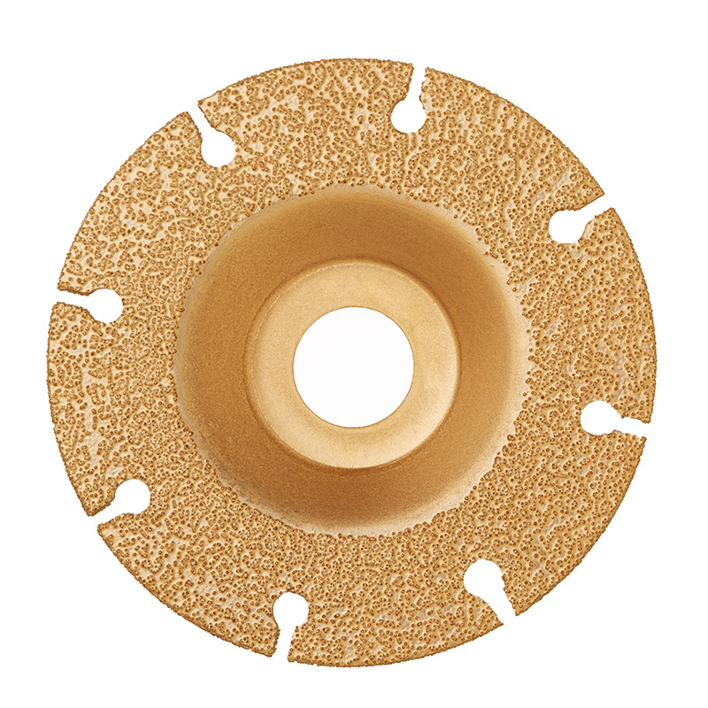 Diamond Blade For Stone Cement Marble And Glasses Cutting And  Burnish 100mm  And 16mm Hole Export To Japan