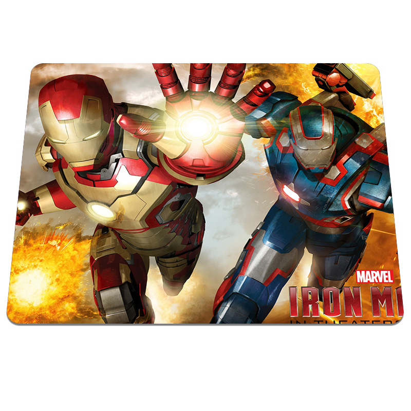 New Brand different armor Printing Pattern Optical Notebook Computer Mouse Mat Mice Pads Gaming Anti-slip Mouse Pads
