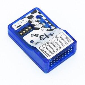 Image 4 - 1 PCS Fixo asa de Vôo Giroscópio Balanceador NX3 NX3 EVO EVO Controlador de Estabilização De Vôo de Controle de Vôo para 3D 2D vôo