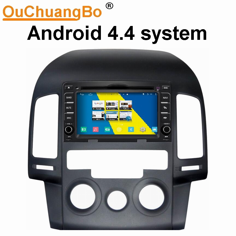 Ouchuangbo S160 car dvd gps radio for Hyundai I30 2009 2011 support WIFI BT AUX wifi android 4.4 OS
