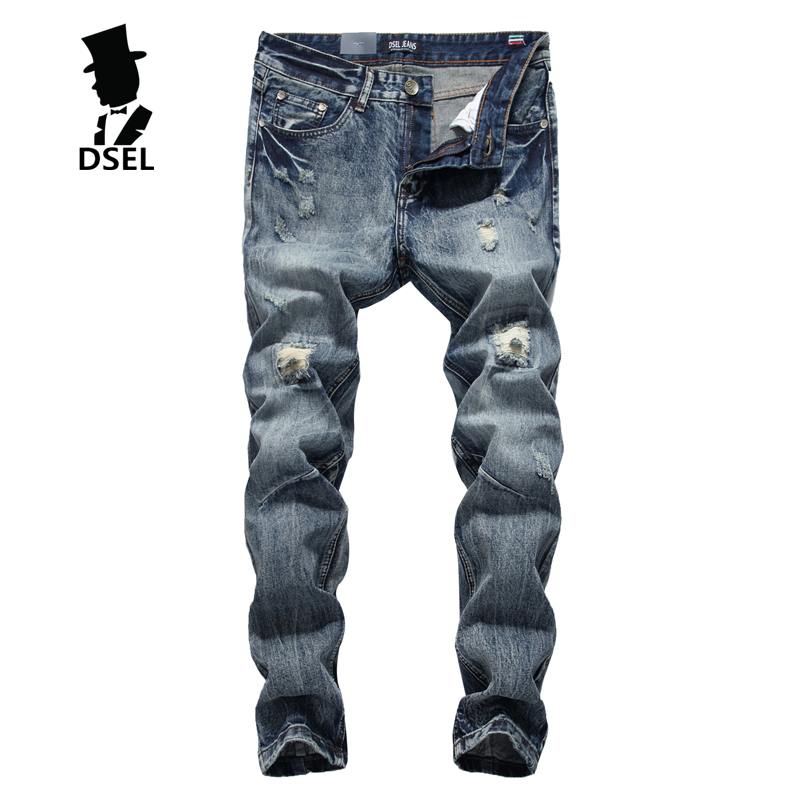 2017 New Arrival Mens Jeans Slim Fit Denim Jeans Ripped Pants Brand Biker Jeans Hot Sale High Quality Mens Patch Jeans K604 2017 fashion patch jeans men slim straight denim jeans ripped trousers new famous brand biker jeans logo mens zipper jeans 604