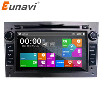 Eunavi 2 Din автомобильный DVD для Opel Astra Vectra Corsa Meriva Zafira с gps Navi Bluetooth Radio RDS 3g поддержкой USB, SD карт памяти, с can bus карта подарок