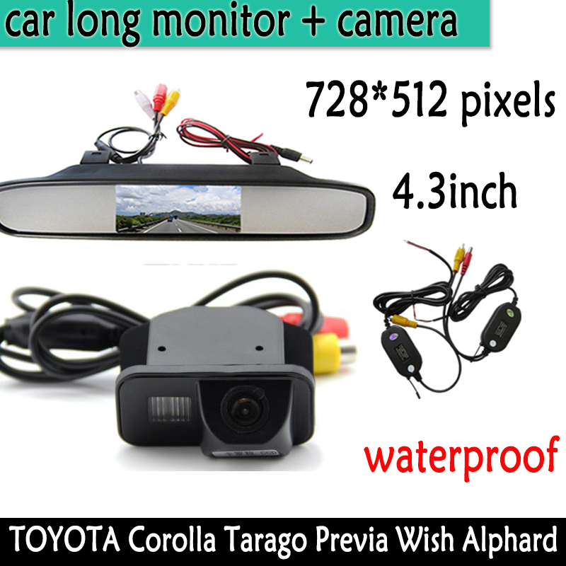 Waterproof font b Car b font Rearview Parking font b Camera b font With 4 3