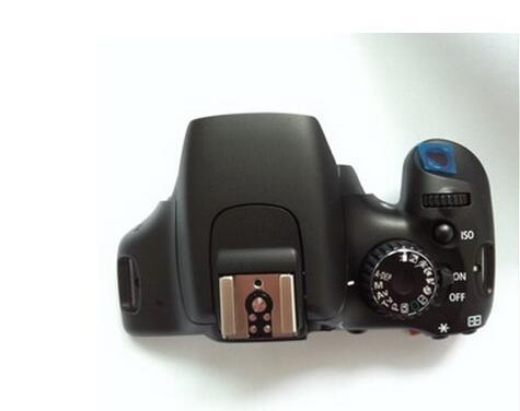 Camera Repair Replacement Parts Rebel T2i / Kiss Digital X4 / 550D top cover for Canon