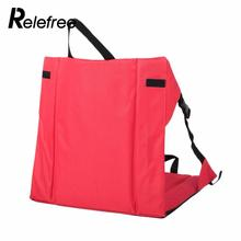 Relefree Fishing Camping Chair Seat Lightweight Hiking Stool Seat Cushion Mat For Fishing Picnic BBQ Outdoor