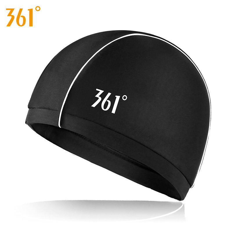 361 Breathable Swimming Caps for Pool Men Women Adult Kids Hat Ear Protection Water Sports Swim Swimwear
