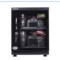 220V Digital Dehumidify Dry Cabinet Box for Lens Camera Equipment Storage Box 30L