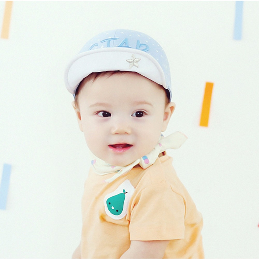 Hats & Caps Puseky Fashion Cat Baby Hats Unisex Girls Boys Star Baseball Caps Beanie Cartoon Summer Sun Hat Newborn Cotton Visor Hats Caps Accessories