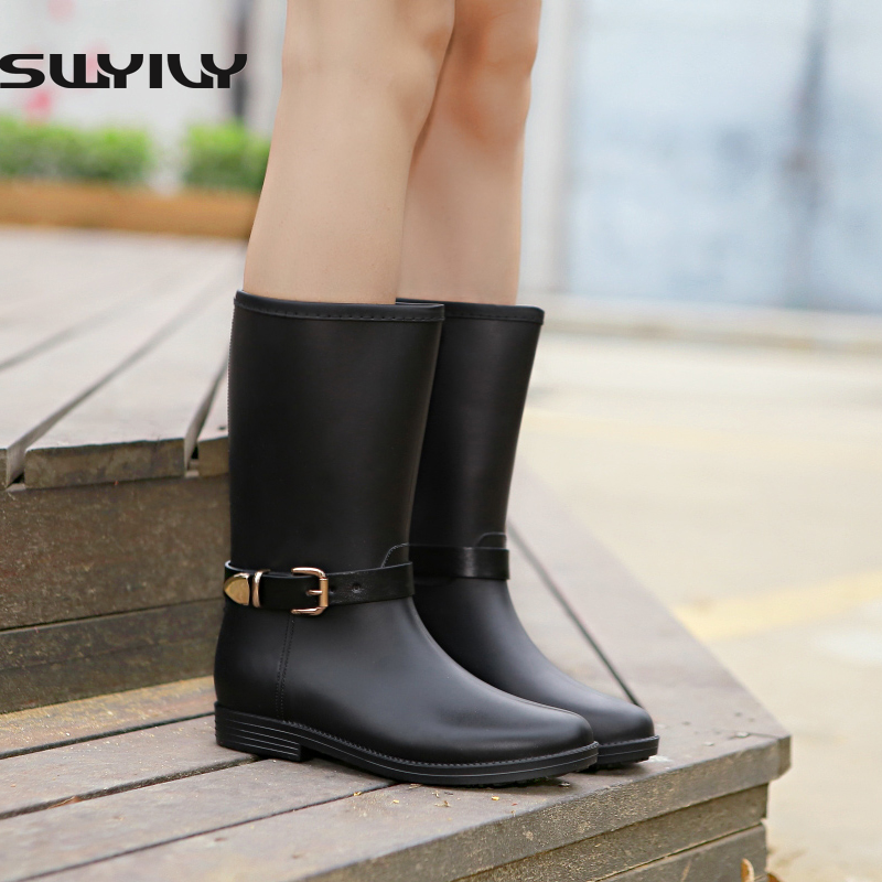Popular Rain Boots Colorful-Buy Cheap Rain Boots Colorful lots ...