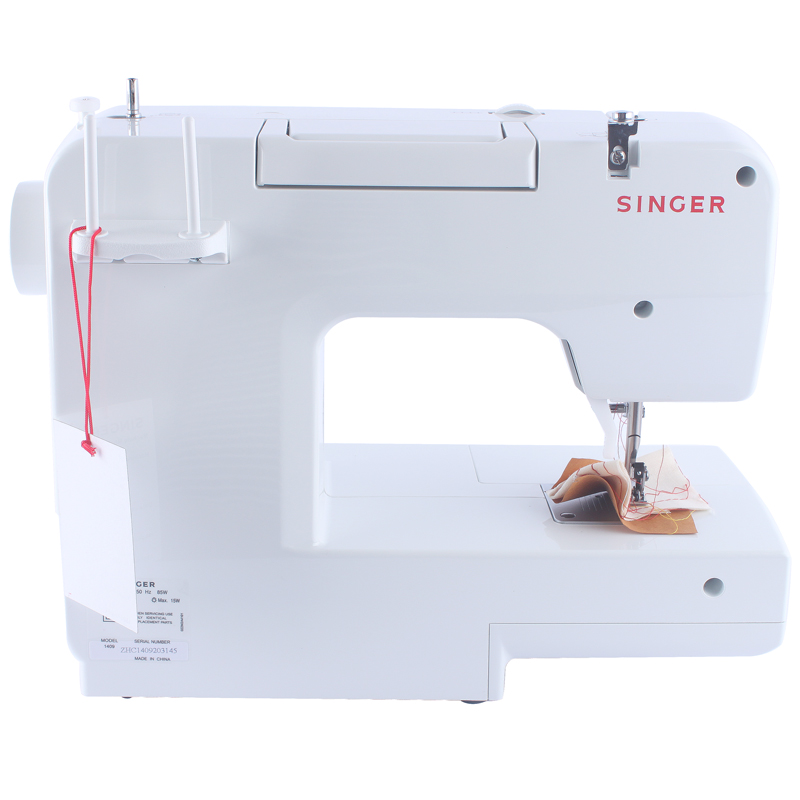 SINGER household electric sewing machine multifunctional 1408 desktop eat thick Mini belt lock stitch sewing machine