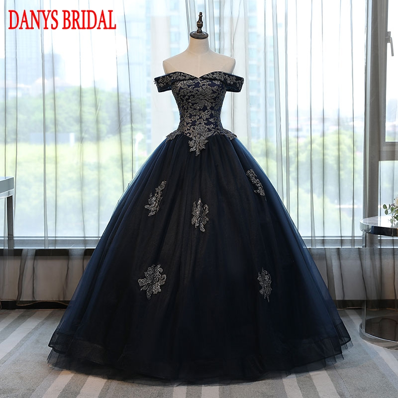 2017 Ball Gown Cheap Quinceanera Dresses Off Shoulder 15