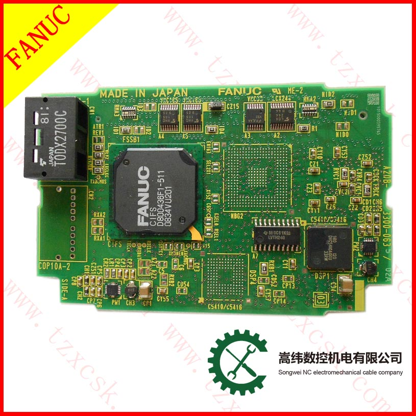 CNC video card Fanuc pcb circuit graphis board a20b-3300-0303 dhl ems 1pc used fanuc circuit board a20b 2900 0380 tested a2
