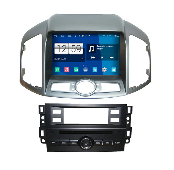 S160 Android4 4 4 CAR DVD player FOR CHEVROLET NEW CAPTIVA 2012 2013 car audio stereo