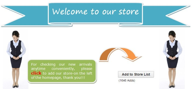 Welcome to our store