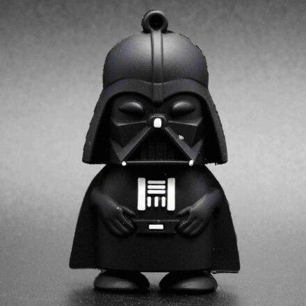 Star Wars Darth Vader Usb 3.0 8GB 16GB 32GB 64GB Cartoon USB Flash 3.0 Memory Drive Pen Disk Stick Key Card Drives Gift Gifts