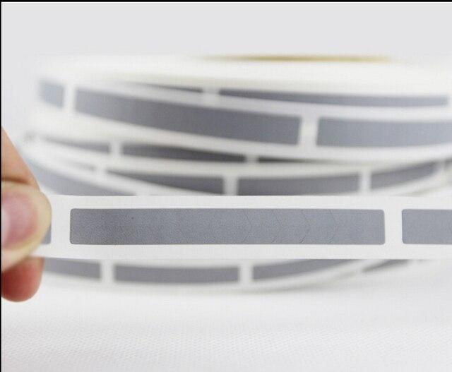 Aliexpress Com Buy 1000pcs 6x55mm Silver Adhesive Scratch Off