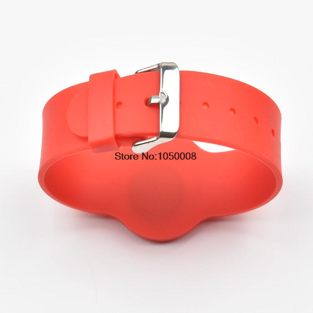 Access Control Kits 1000pcs/lot 125khz Id Em4100 Rfid Smart Wristband Silicone Electronic Bracelets Wrist Band Nfc Access Control