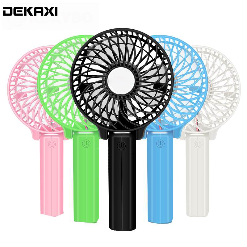 Hand Fans Electric Personal Fans Foldable  Battery Operated Rechargeable Handheld Hand Bar DesktopHand Fans Electric Personal Fans Foldable  Battery Operated Rechargeable Handheld Hand Bar Desktop