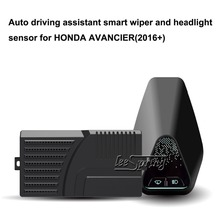 Auto driving assistant smart wiper and headlight sensor for HONDA AVANCIER(2016+)