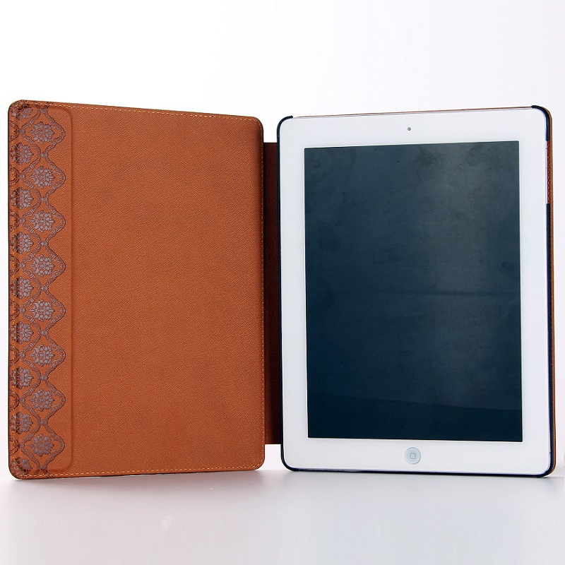 Retro Vintage PU Leather Smart Cover Case for iPad 2018 9 7 Funda Luxury Ultra Slim Book Magnet Flip Cases Wake Up Solque in Tablets e Books Case from Computer Office