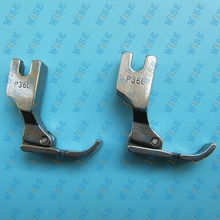 SINGER 20U LEFT CORDING PRESSER FOOT #543014-001  (2 PCS)